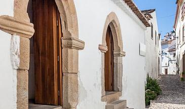 sinagoga no Alentejo